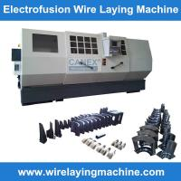 Buy cheap canex wire laying machine molds manufacturing electro fusion fittings, saddle from wholesalers