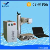 High Performance Link Portable Laser Marking Machine Part Marking Equipment Manufactures
