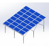 Buy cheap Aluminum Solar Energy Systems , Ground Solar Panel Rack Pv Mounting Systems from wholesalers
