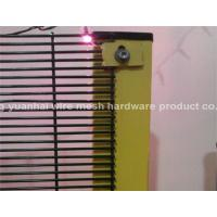 China Boundary Wall 358 Security Fencing Rot Proof 4 Mm Vertical Wire Eco Friendly on sale