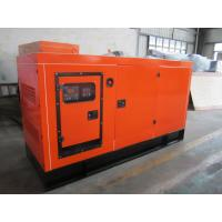 50Hz / 60Hz Silent Water Cooled Diesel Generators For Sale IP21 AMF Control Panel Manufactures