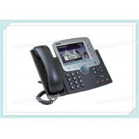 CP-7975G Cisco Unified IP Phone / 7975 Gig Ethernet Color Cisco 7900 IP Phone Manufactures