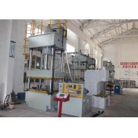Heavy Duty Hydraulic Press Machine 400 Ton CAT3 E CAT4 Safety Standards Manufactures