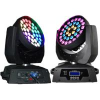 36 X 15W LED Moving Head Light RGBWA 5 in 1 For Night Club Party Wedding Manufactures