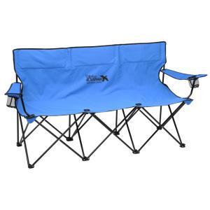 3 Person Folding Chair Camp Chair Folding Beach Chair