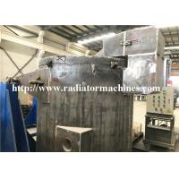 Quality 500Kg Gas Fired Aluminum Metal/Scrap Melting Furnace Crucible Type Riello Burner for sale