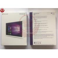 Genuine Software Windows 10 Pro Retail Box Win 10 Product Key Code Lifetime Guarantee Manufactures