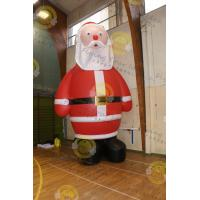 Inflatable Advertising Helium Santa Claus Shape, Custom Shaped Balloons,SHA-17 Manufactures