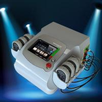 Liposuction fat dissolved Laser Lipo Machine , laser weight loss machine Manufactures