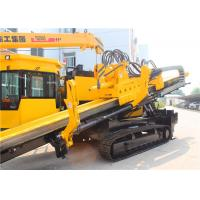 120t HDD Drilling Machine Heavy Duty Underground Pipe Laying Under DL1200 Manufactures