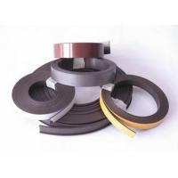 China 4.95 g/ cm3 Permanent Flexible Magnetic Material, Rubber  magnet, Isotropic rubber on sale