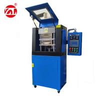 Revision 20T Double Layer Hot Press Hydraulic Machine With Water Cooling Manufactures