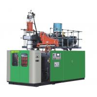 Twin Injection Cylinder Plastic Injection Blow Molding Machine 3.1kw Heat Power Manufactures