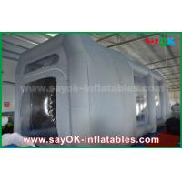 PVC Spray Booth Waterproof Inflatable Bubble Tent For Car Paint Spraying Manufactures