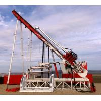 Durable Oilfield Workover Rigs / Slanted Rotary Drilling Rigs Manufactures