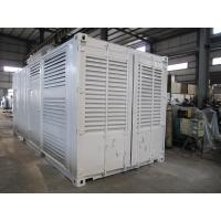 China 20 Foot Container Diesel Generator 800 Kw Diesel Generator Set For Standby Power on sale