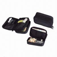 Sewing Pouch, Double-open, Various Thread Colors are Available Manufactures