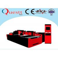 China CNC Laser Cutter For Plate Steel Copper 750W , Low Cost Laser Steel Cutting Machine on sale