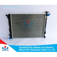 46.5 / 46.5*490mm Aluminium Hyundai Radiators Plastic For IX35'10-MT Manufactures