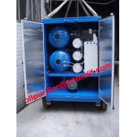 Trailer mounted vacuum  transformer oil centrifuging machine, mobile insulation oil filter Manufactures