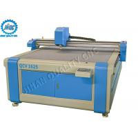 CE Certificated CNC Knife Cutting Table Machine With Pneumatic Oscillating Knife Cutter Manufactures
