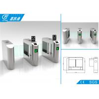 Traffic Fence Swing Barrier Turnstile Security Control Self - Checking Function Manufactures