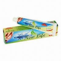 Buy cheap 120g Herbal Essence Toothpaste, OEM Orders are Welcome from wholesalers