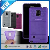 Shockproof Lightweight Samsung Cell Phone Cases , Samsung Galaxy Note 4 Cover Manufactures
