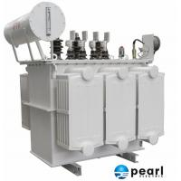 China 11 KV - 2000 KVA Oil Immersed Transformer Compact Size Oil Type Transformer on sale