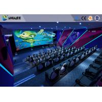 Innervation 5d Movice Theater Equipment: Motion Chair , Screen , Projector Manufactures