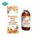 Brown Liquid Multivitamin Syrup 300ml for Immune & Anti-fatigue Manufactures