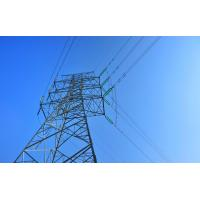 Lattice Transmission Tower Electrical Power Tower 15 M ~ 50 M Manufactures
