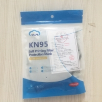 Foldable Personal Protective Valve KN95 Respirator Earloop Mask Manufactures