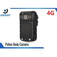 4G / 3G WIFI Portable Security Guard Body Camera Battery Life Long