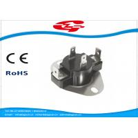 Thermal Switch Snap Disc Thermostat , Big Current Bi Metal Thermostat High Duty Manufactures