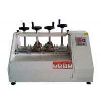 Finished Shoes Flexing Bend Test Machine , Material Testing Laboratory Equipment Manufactures