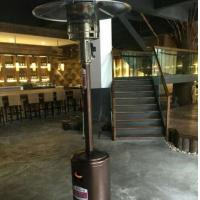 Commercial Outdoor Gas Heaters, Butane Patio Heater With Variable Control Valve