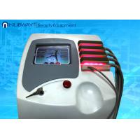 650nm Diode Lipo Laser Slimming Machine For Body Shaping , 50Hz - 60Hz Manufactures