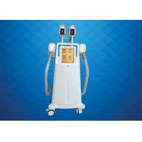 Fat Freezon Cryolipolysis Slimming Machine For Weight Loss , 4 Treatment Heads Manufactures
