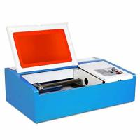Small Mobile Screen Protector Laser Cutting Machine Seal Carving , Acrylic 3D Engraving Manufactures