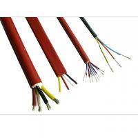 China Silicone Rubber Insulated Cable/ fire resistant cable on sale