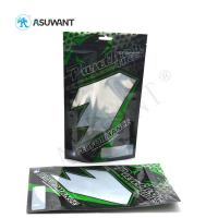 China Runtz Resealable Medical Cannabis Ziplock Bags Mylar Pouch Custom Label Printed on sale