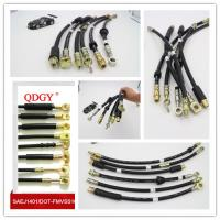 DOT SAE J1401 standard FMVSS 106 approvedHydraulic brake hose for hydraulic brake system of vehicles Manufactures