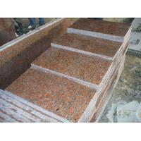 Granite Flooring and Wall tiles (Maple Red G562) Manufactures