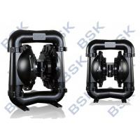 3 Inch Air Operated Diaphragm Pump Corrosion Resistance Chemical Diaphragm Pump Manufactures