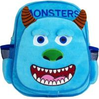 Blue Monsters University  Sulley Kid Backpack school bags , For Children And Promotion Manufactures