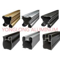 6063 Aluminium Kitchen Profile For Door & Window Corrosion Resistance Manufactures