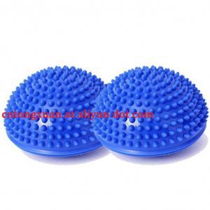 Hemisphere Spiky Foot Massage Balance Ball Manufactures