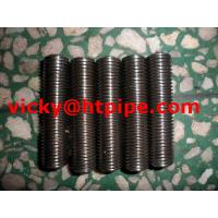 alloy 2507. 2205. S32760. Zeron100 fasteners threaded rods alloy718. alloy59. Manufactures
