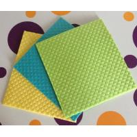 kitchen dish cleaning super absorbent sponge cellulose cloth Manufactures